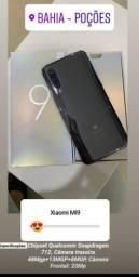 Xiaomi Mi9, 128GB de memória e 6Gb de ram uma máquina na mão