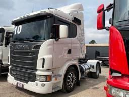 Scania G 420 4x2 Toco 2010 Lindo Top de linha Rodas De Aluminio