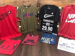 Super Promoção De Camisetas Fio 30.1 - Seja Um Revendedor (a) !!!