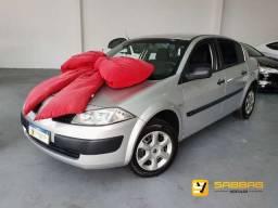Megane Sedan Exp. 1.6 Flex | 2010 | IM-PE-CÁ-VEL - Periciado - Financia até 100%