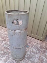 Cilindro de gás 25kg