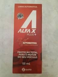 Alfa X Plus + Original Saito