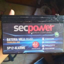 Bateria para alarme