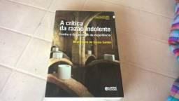 Livro do Boaventura Sousa Santos/ A critica da razão indolente