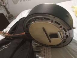 Banjo DG carioca com caser valor 1.500 / *