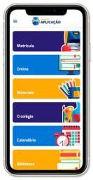 Criação de aplicativos, sites e lojas virtuais