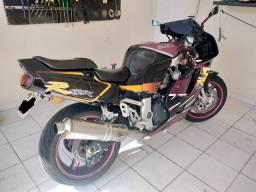 Moto gsx-r 750 w aceito troca