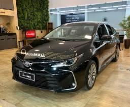 Maravilhoso Toyota Corolla XEi 2020 Único Dono na Garantia Top!!!