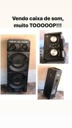 Caixa de som JBL DJ XPERT