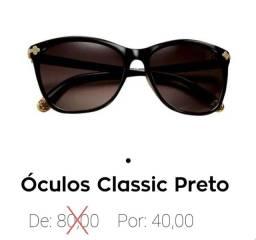 Óculos Classic novo