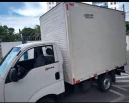 Transporte carreto frete mudança