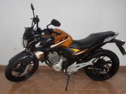 Honda CB 250 F Twister ABS 2020 Amarela