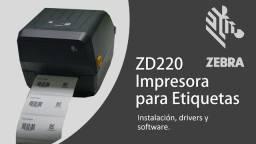 Zebra zd220 modelo novo (substitui a gc420t)