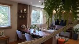 Apartamento à venda com 2 dormitórios em Chácara da barra, Campinas cod:AP008421