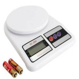 Balança de Cozinha Digital 10kg( pilhas inclusas)