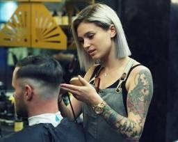 Barbeira vaga disponível