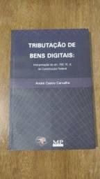 Livro Tributação de Bens Digitais - Interpretação do art. 150, VI, d, da CF