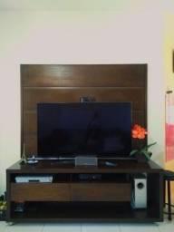 Conjunto de Painel e Rack para Tv