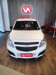 GM - Chevrolet MONTANA LS 1.4 ECONOFLEX 8V 2p 2019 Flex