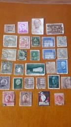 Selos estrangeiros