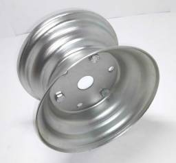 Roda para quadriciclo  aro 6 - bipartida