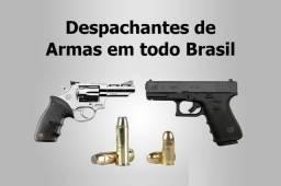 Seja um Despachante de Armas