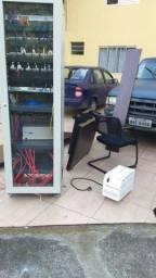 Reck telecom montado