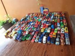 Coleção de carrinhos