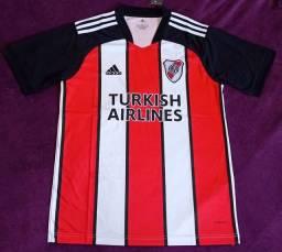 Camisa do River Plate (disponível: G e GG)