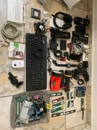 DESAPEGO - Vários produtos de informática e eletrônicos. Passo cartão.