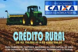Crédito para área rural
