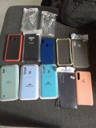 Vendo  capinhas para celular novas