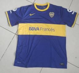 Camisa Nike boca júniors GG Maradona