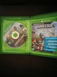 Jogo Minecraft Xbox one