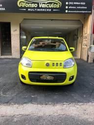 Fiat Uno Attrative 1.4 2011 Completo