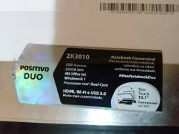 Tela 10.1 ZK3010 Netbook Positivo Dual