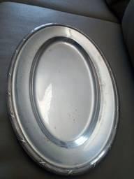 Travessas de Prata Espessurada Fracalanza = 30x46 cm