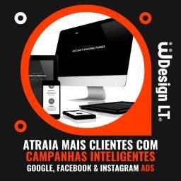 Análista de Marketing | Criação de Sites | Gestão de Tráfego Pago