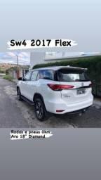 """Hilux SW4 2017 """"FLEX"""" 7 lugares"""