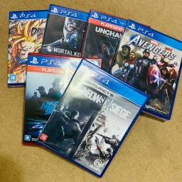 Jogos PS4 Original
