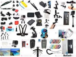 Acessorios Para Gopro Hero 7 6 5 4 3 2 Sportcam Sjcam Go Pro Cameras de Açao