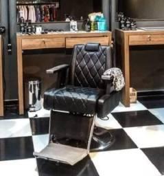 Cadeira para barbeiro Ferrante