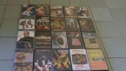 Dvds de Rock original.