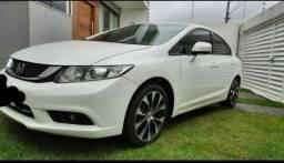 Civic LXR 2015 com GNV 5° geração