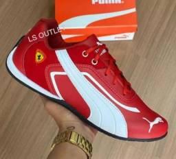 Tênis Puma Ferrari número 41 e 42. Contato na descrição