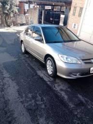 Civic 2005 vende ou troca