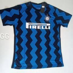 Camiseta Time Inter De Milão