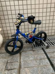 Bicicleta infantil Bandeirantes novíssima!