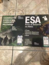 Apostila pra ESA e caderno de exercícios