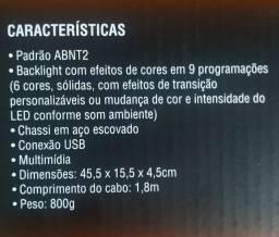 Teclado Prismatic OEX Game
